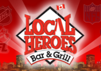 Local Heroes Bar & Grill